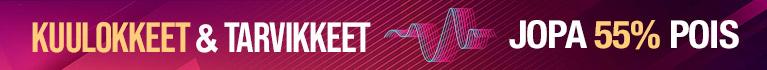 Bluetooth Kaiutin Testi 2021